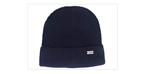 Mütze Winter Männer Hut Strick Männer Mütze Frühling Herbst Skullies Hüte...