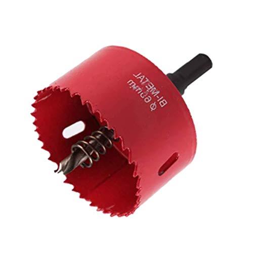 65mm Hole Saw Cutter M42 Bi-Metal Hole Saw Drill Bit for Wood Plastic Aluminum