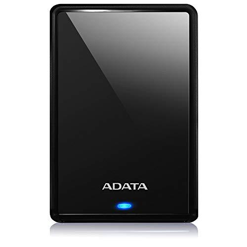ADATATechnologyHV620S外付けハードドライブ2TBブラックAHV620S-2TU31-CBK