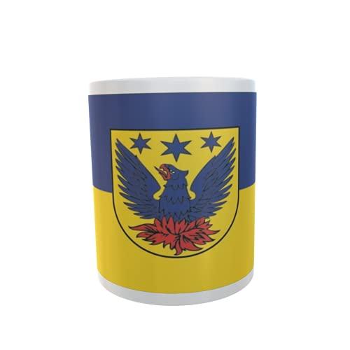 U24 Tasse Kaffeebecher Mug Cup Flagge Gardelegen OT Jeggau