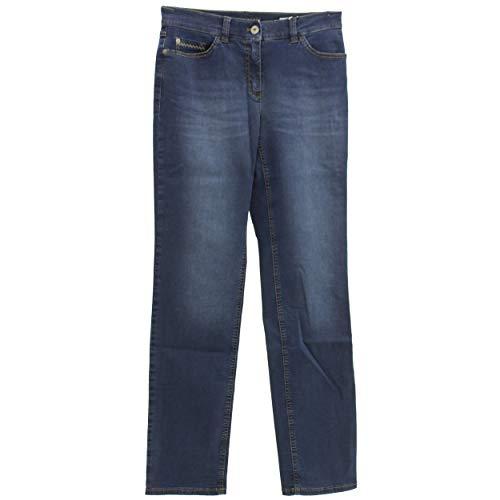 Gerry Weber, Romy, Damen Damen Jeans Hose Stretchdenim Blue Used D 44 Inch 34 L 30 [22419]