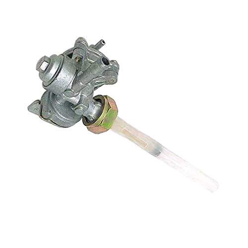 ViewSys Interruptor de la Bomba de Combustible de Gas de la válvula Llave de Purga FOR For Honda VT500 CMX450C FT500 GL500 650 CB450 550 650SC, Aluminio Control de Flujo,
