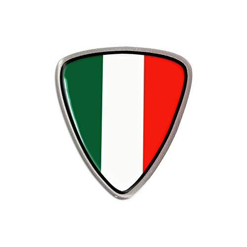 4R Quattroerre.it 14295 3D Aufkleber Schild Italien