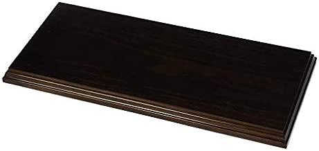 Ma/ßnahmen F/ür 35 Fingerh/üte : 30 * 6.5 * 54 cm. In holz zu malen Vitrine sammelt h/ölzerne Fingerh/üte weit // unterst // hohe