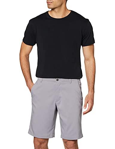 Under Armour Men's Showdown Golf Shorts , Zinc Gray (513)/ Zinc Gray , 34
