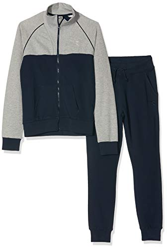 Diadora Fz Cuff Suit Unbrushed, Uomo, Blu Corsaro, 3 XL