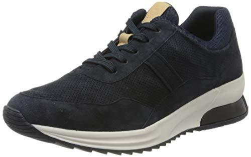 Tamaris Damen 1-1-23777-24 Sneaker, Blau (Navy Comb 890), 37 EU