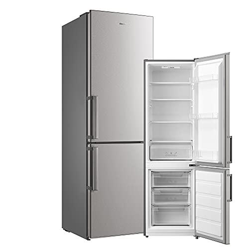 Kühlschrank Kühl-/Gefrierkombination comfee RCB357DS2GH mit Abtauautomatik im Kühlbereich