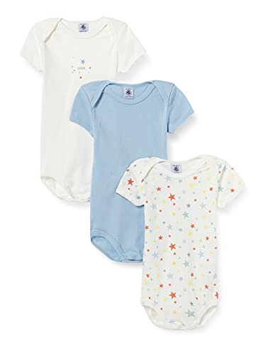Petit Bateau 5942900 Underwear, Multicolor, 24 Mois Baby-Boys