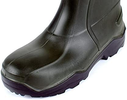 Signature Dunlop Purofort Plus Full Safety - Size 10 (44) - Clear, Unisex