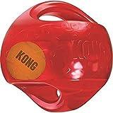 Best Kong Balls - KONG Medium Dog Toy Jumbler Ball Shape Tennis Review
