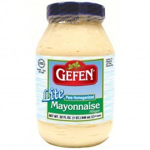 Glicks Finest Lite Pure Homogenized Lowest price challenge Gifts Mayonnaise Pack Of 32 3. Oz.