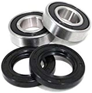 BossBearing Front Wheel Bearings Seals Kit for Suzuki Volusia Intruder VL800 2001 2002 2003 2004