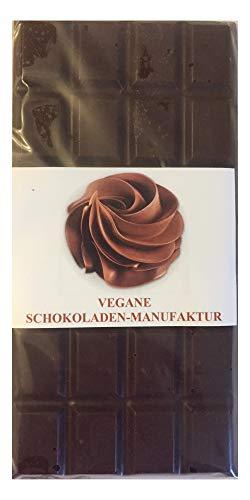 Lactosevrije Chocolade met Amandelen & Zout (VEGANE SCHOKOLADEN-MANUFAKTUR) 100g