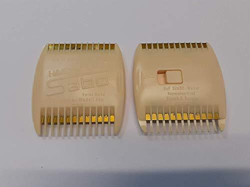 SZABO SABO Haarschneider klein 2 KLingen / Farbe : ELFENBEIN