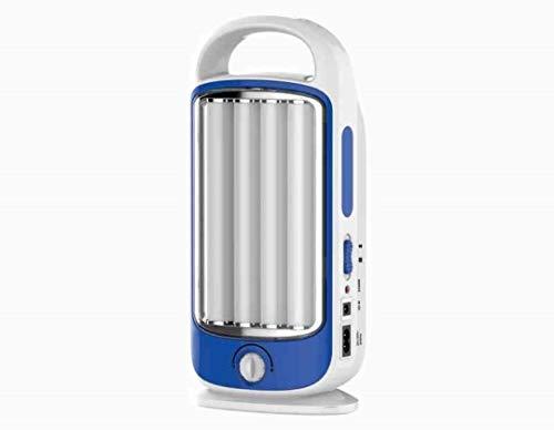 ANDROMEDA 4 Lanterna LED ricaricabile con variatore di inten - CFG EL044
