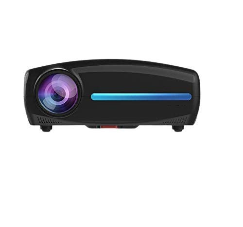 Lazervision LV560 Android 9 WiFi 2gb Ram 4d Keystone 40 Degree Zoom Quality Similar DLP 8000 LUMENS (ANSI 790) Bluetooth Contrast 18000:1 Day Light 4K LED Smart Projector lamp Life 50000 Hours