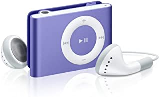 Apple iPod Shuffle 2nd Generation (1GB & 2GB) (1GB, Purple)