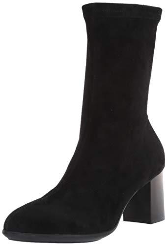 Aquatalia Women's Ankle Bootie Black, 7.5 M US