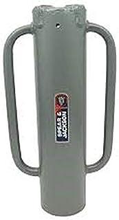 """Spear & Jackson PHR5 - Pisón para postes, 6"""", 70 x 35 x 20 cm, color gris"""
