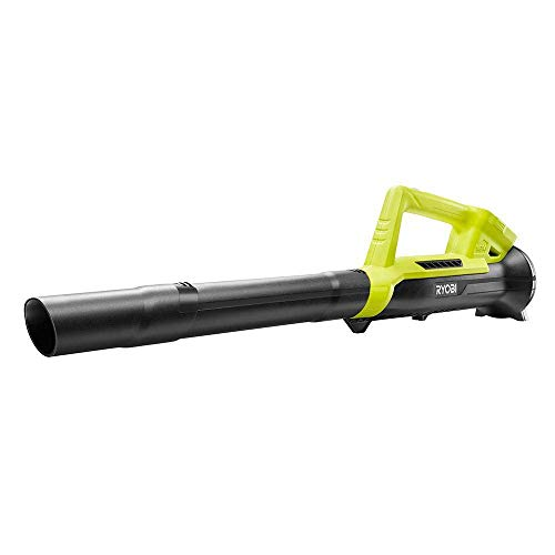 Ryobi ONE+ 18-Volt Lithium-Ion Cordless Leaf Blower - Bare Tool - (Bulk Packaged) (Renewed)