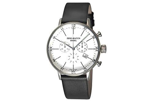 Zeno-Watch Reloj Mujer - Bauhaus Cronógrafo Quartz - 91167-5030Q-i2