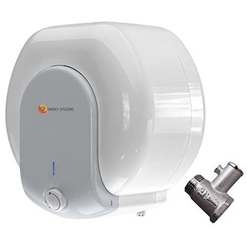 Warmwasserspeicher Boiler Kleinspeicher elektrisch druckfester Übertisch - 10 L Liter