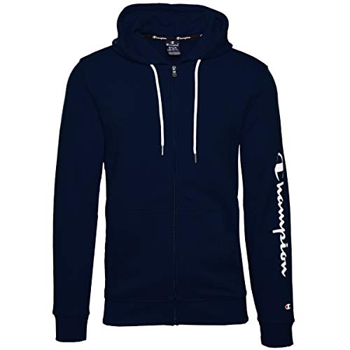 Champion Herren Sweatjacke Hooded Full Zip