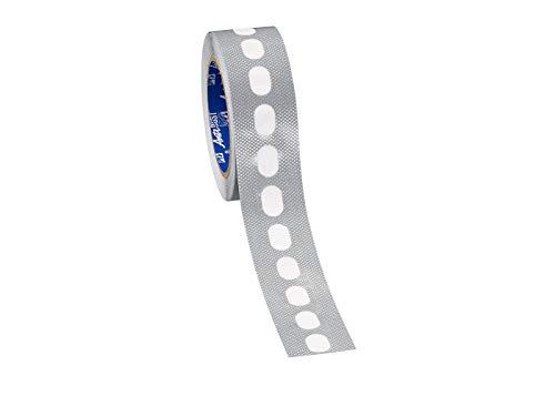 Kantenverschlussband 42 mm x 15 m mit Membranen für 16 mm starke Hohlkammerplatten
