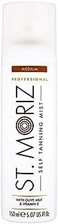 [St Moriz] St。 Morizプロの日焼けミストメディア150ミリリットル - St. Moriz Professional Tanning Mist Medium 150ml [並行輸入品]