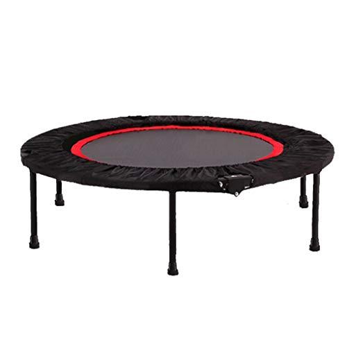 40 inch indoor trampoline - Mini trampoline - Rond - Fitness trampoline - Geschikt voor thuisgebruik - Draagvermogen tot 150 kg