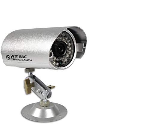 Vetrineinrete Telecamera ccd sony 420 tvl lente 3,6 mm infrarossi per visione notturna 36 led camera per video sorveglianza per interni ed esterni 609 E17