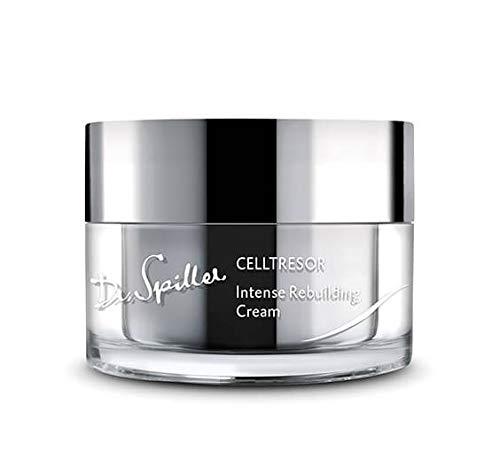 Dr. Spiller - CELLTRESOR Intense Rebuilding Cream | 24-Stunden-Creme | Lipidgehalt: ca. 30% | Feuchtigkeitsspendend & Hautstraffend