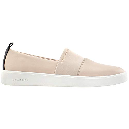Cole Haan Womens Grand Crosscourt Street Slip On Sneakers Shoes Casual - Pink - Size 9 B