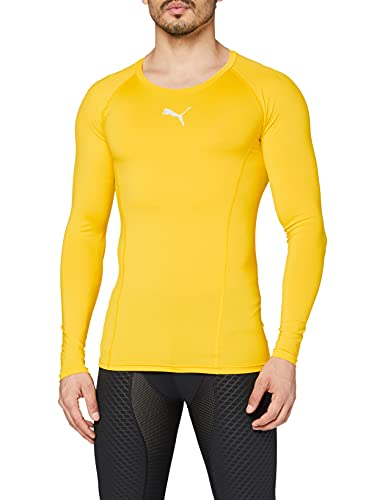 Puma Herren Shirt, Cyber Yellow, 48/50
