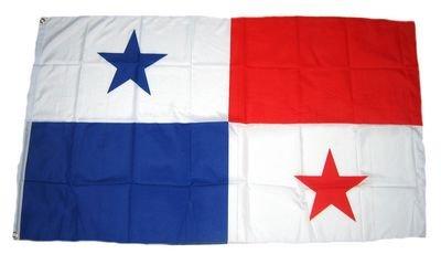 Vaandel/vlag Panama NIEUW 90 x 150 cm vlaggen