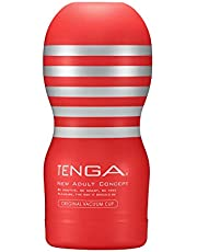 TENGA テンガ オリジナルバキュームカップ ORIGINAL VACUUM CUP スタンダード 赤 1個