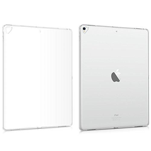 """kwmobile Cover Compatibile con Apple iPad PRO 12,9"""" (2015/2017) - Custodia Tablet in Silicone TPU - Copertina Protettiva Tab - Backcover"""