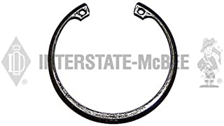 Rotor Clip DHO-40SG 40 mm Internal Retaining Ring Stainless Steel Passivated 5 Pieces Dia