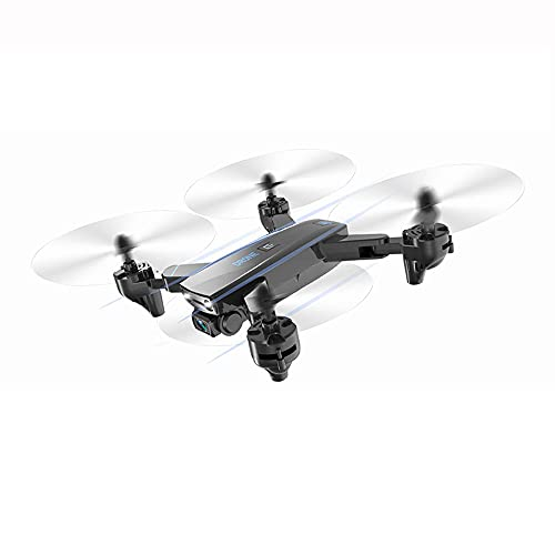 Drone con Il Regalo del Giocattolo HD 4k Professionale Doppia Fotocamera Rc Quadcopter WiFi FPV Pieghevole Mini Dron Elicottero