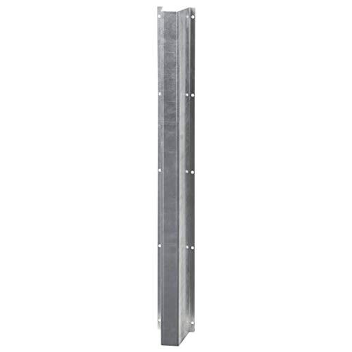 Kerbl Verbissschutz f.Rohrleitungen 1000 x 132 x 80 mm