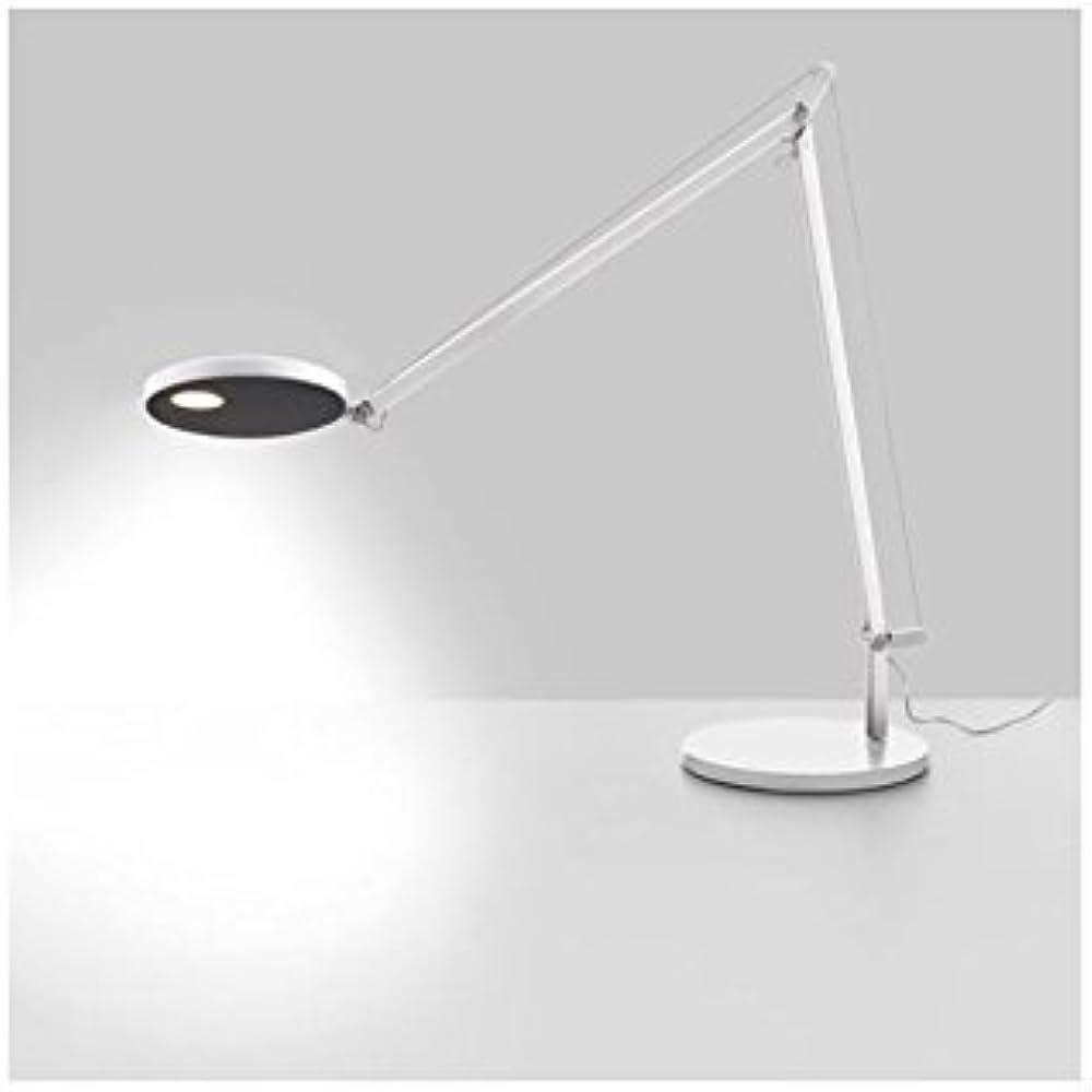 Artemide,lampada da tavolo demetra - led / con rilevatore di presenza,in alluminio colorato 1734010A