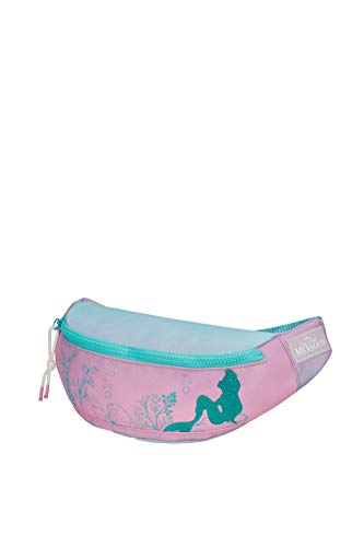 American Tourister Modern Glow Disney - Hüfttasche, 27.5 cm, 2 L, Mehrfarbig (The Little Mermaid)