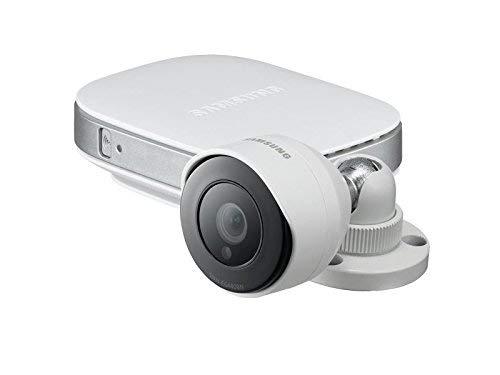 Samsung SNH-E6440BN SMARTCAM HD AUSSEN 1080P Full HD WiFi Kamera Smartphone APP IP66 BEWEGUNGSERKENNUNG SD Speicher