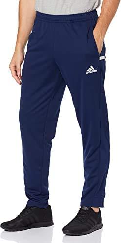 Adidas T19 TRK PNT M Pantalones de Deporte, Hombre, Team Navy Blue White