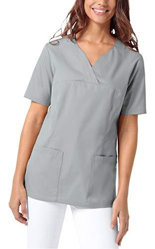 CLINIC DRESS - Schlupfkasack Damen Grau grau S