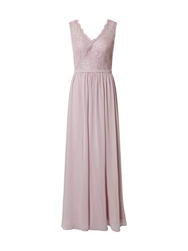 Mascara Damen Abendkleid rosé 38