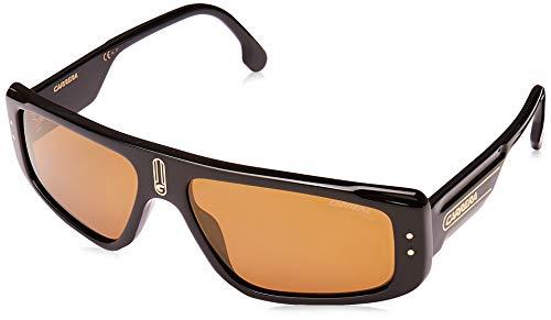 Carrera Sport Carrera Sonnenbrille 1022S-YYCK1-58 Gafas de sol, Negro (Schwarz), 58.0 Unisex Adulto