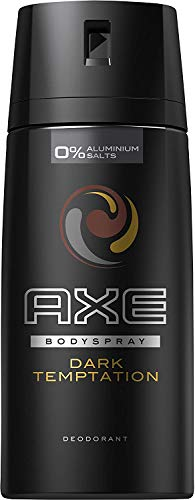AXE Deospray Dark Temptation ohne Aluminium 150 ml, 3er Pack (3 x 150 ml)