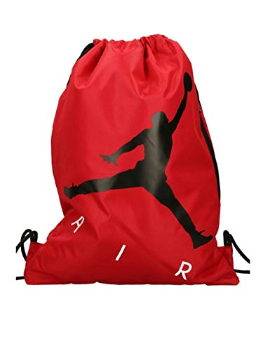 Jordan DRAWSTRING Rucksäcke, StyleName Standard, Rot One size
